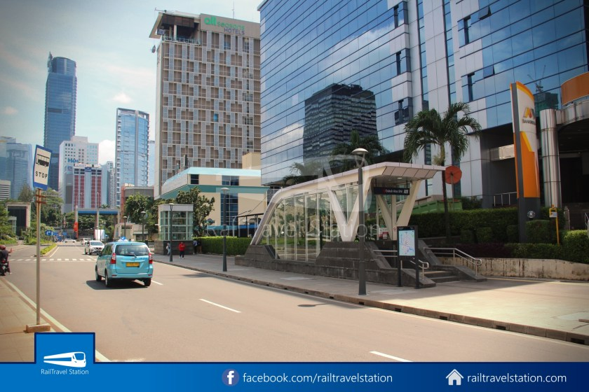 Holiday Inn Express Jakarta Thamrin 002
