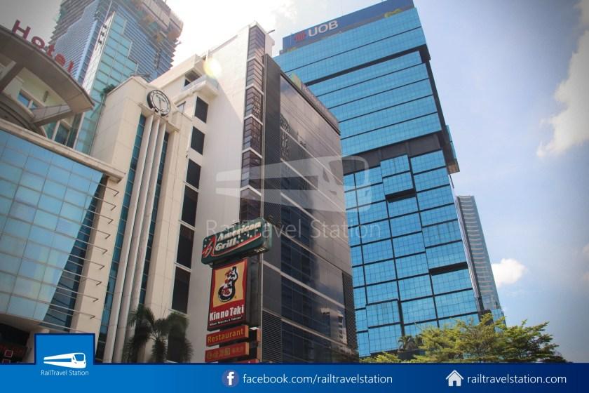 Holiday Inn Express Jakarta Thamrin 003