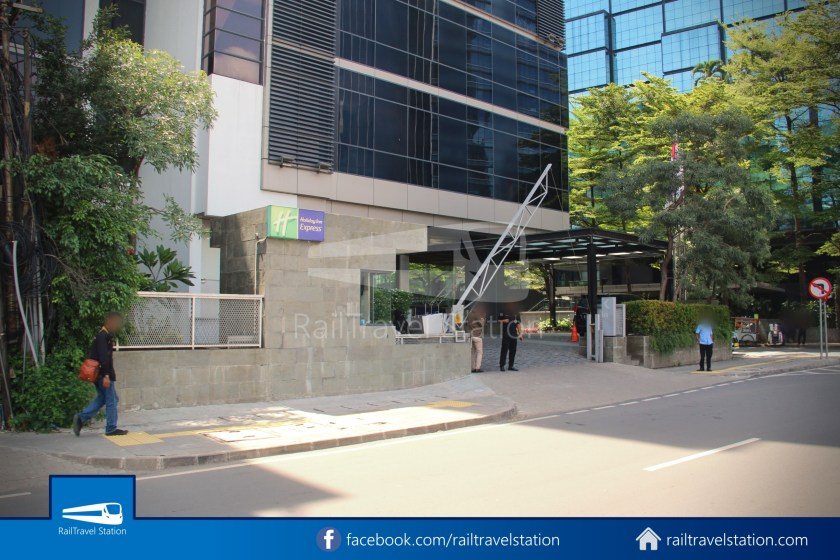 Holiday Inn Express Jakarta Thamrin 004