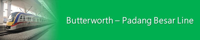 Komuter Banners Butterworth – Padang Besar Line