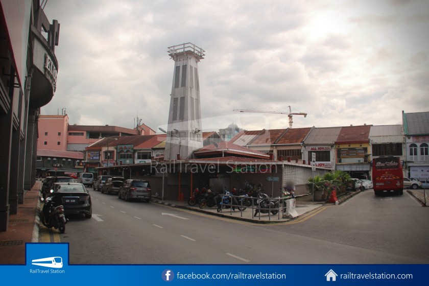Kuching Open Air Market Bus Terminal 001