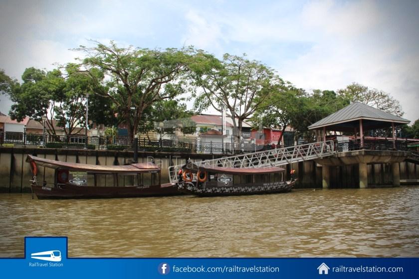 Kuching Penambang Kampung Boyan Waterfront 012