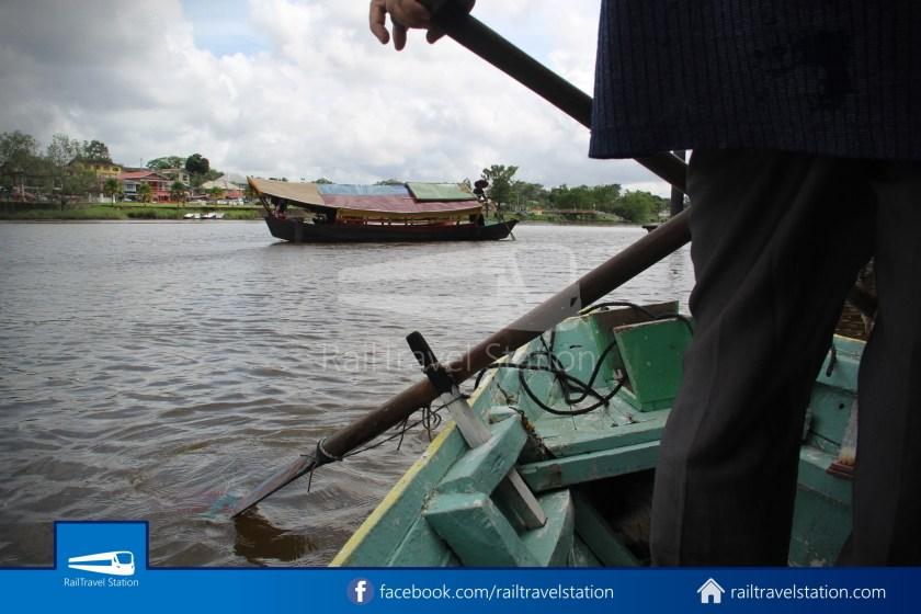 Kuching Penambang The White Barouk Kampung Boyan 009