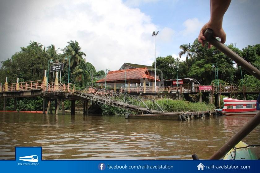 Kuching Penambang The White Barouk Kampung Boyan 014