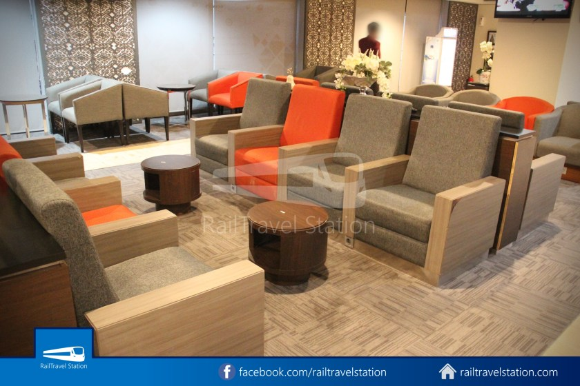 Saphire Lounge CGK Terminal 2F 006