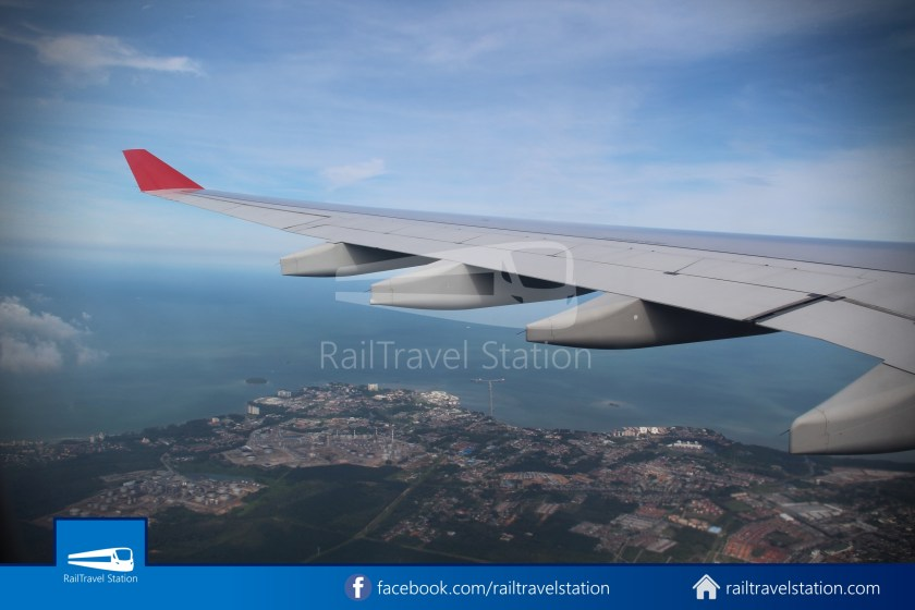 Air Mauritius MK646 SIN KUL 069