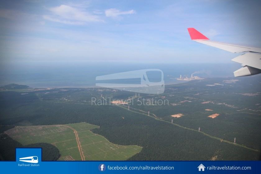 Air Mauritius MK646 SIN KUL 070