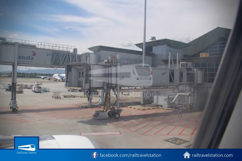 Air Mauritius MK647 KUL SIN 041
