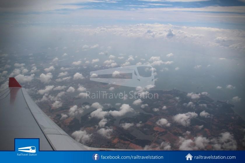 Air Mauritius MK647 KUL SIN 073
