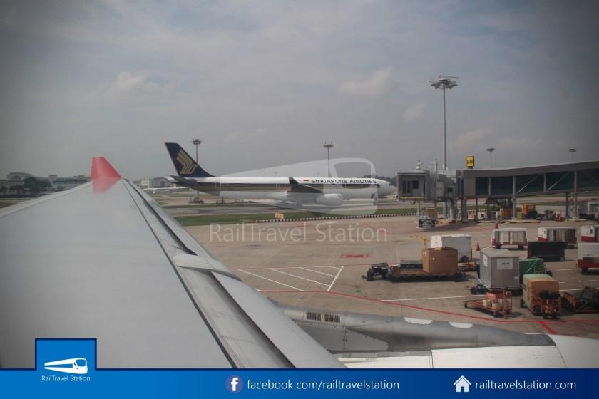 Air Mauritius MK647 KUL SIN 089