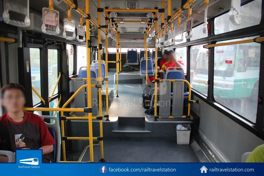 Airport Bus 109 23-9 Park Pham Ngu Lao Tan Son Nhat International Airport 09