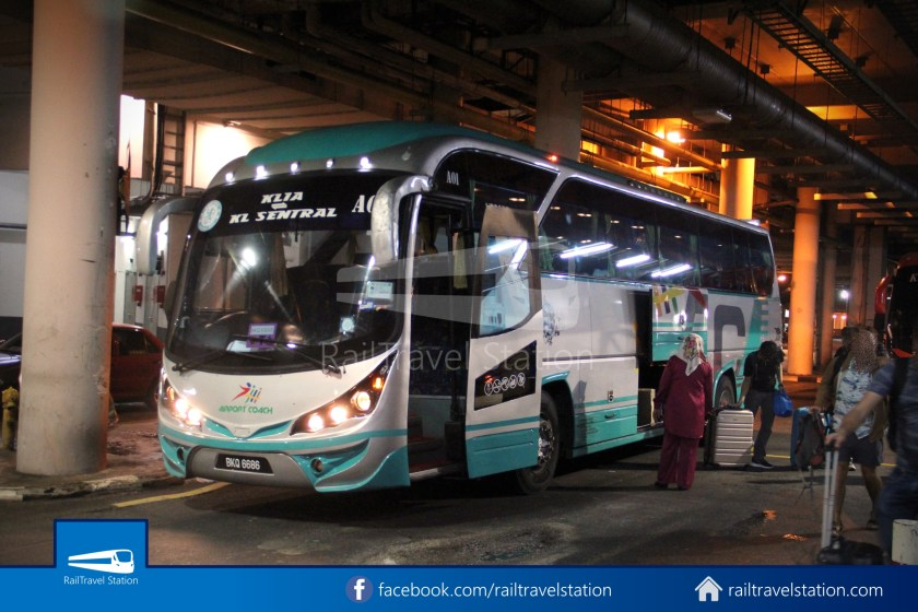 Airport Coach KLIA KL Sentral 06