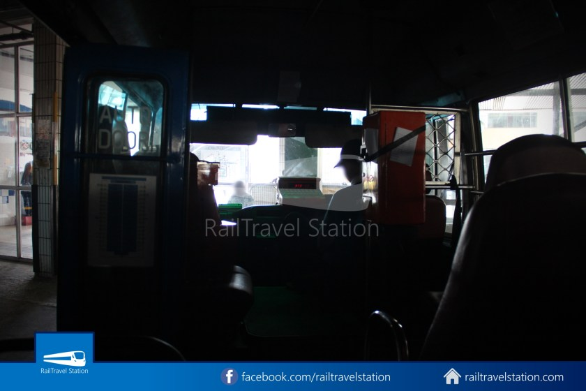 Brunei-Muara Public Bus Service 34 BSB Bus Terminal Airport 06