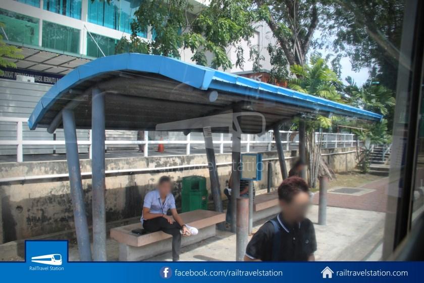 Brunei-Muara Public Bus Service 34 BSB Bus Terminal Airport 17