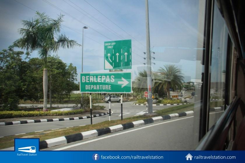Brunei-Muara Public Bus Service 34 BSB Bus Terminal Airport 23