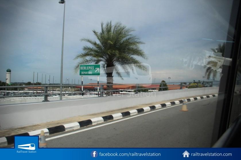 Brunei-Muara Public Bus Service 34 BSB Bus Terminal Airport 24