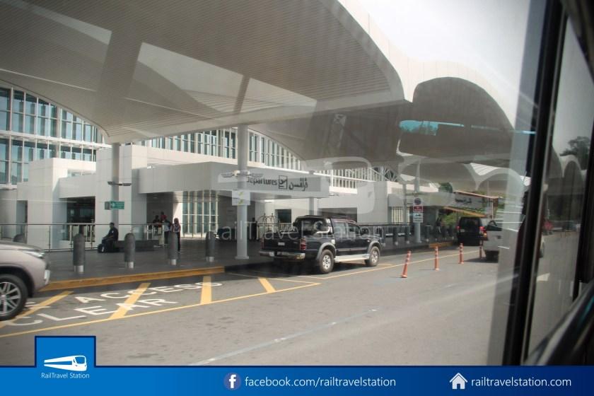 Brunei-Muara Public Bus Service 34 BSB Bus Terminal Airport 26