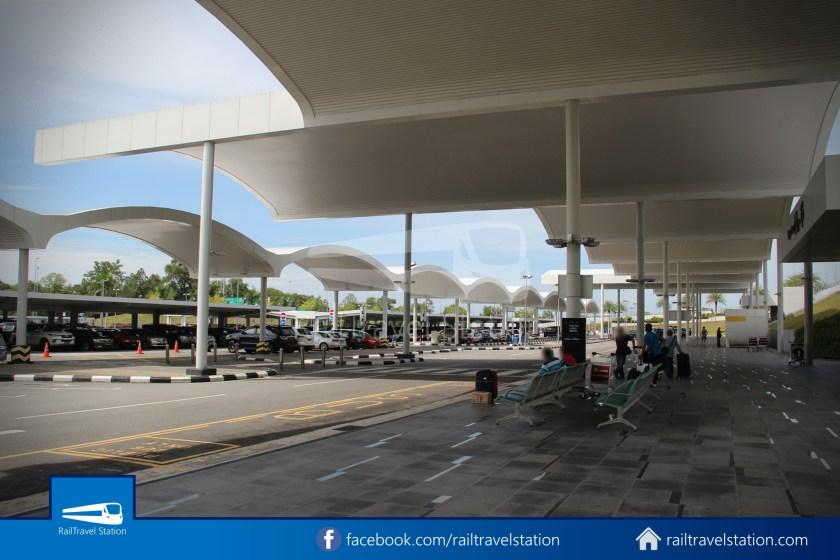 Brunei-Muara Public Bus Service 34 BSB Bus Terminal Airport 32
