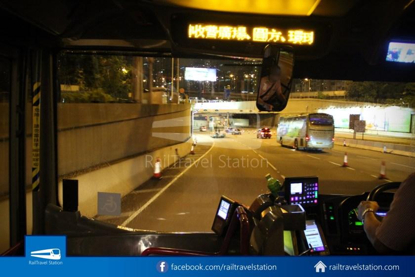 Cityflyer A10A12 Water Street HKIA Terminal 2 09