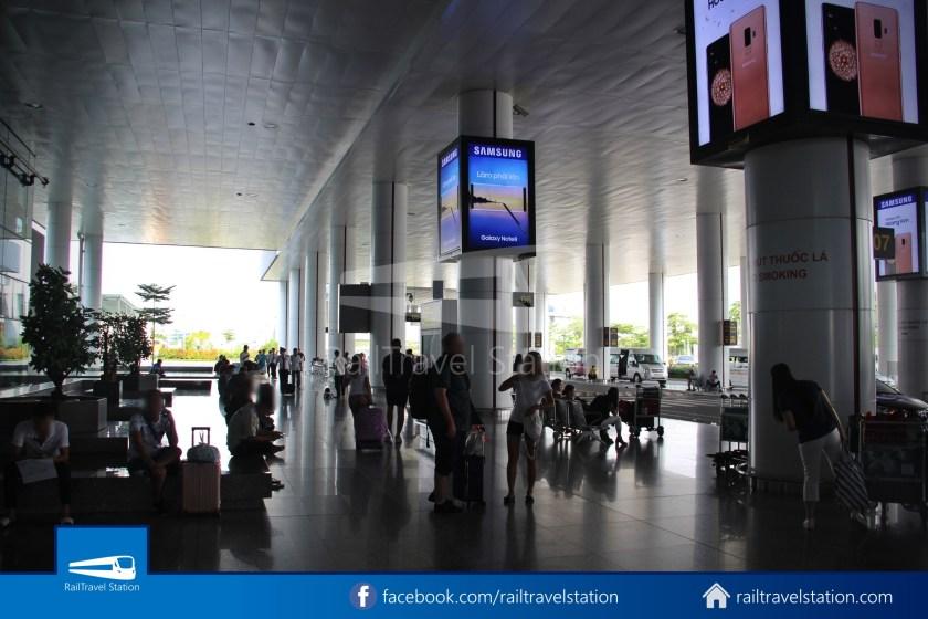 Hanoibus Airport Bus 86 Noi Bai International Airport Hanoi Railway Station 01