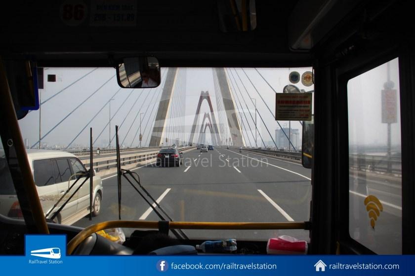 Hanoibus Airport Bus 86 Noi Bai International Airport Hanoi Railway Station 15
