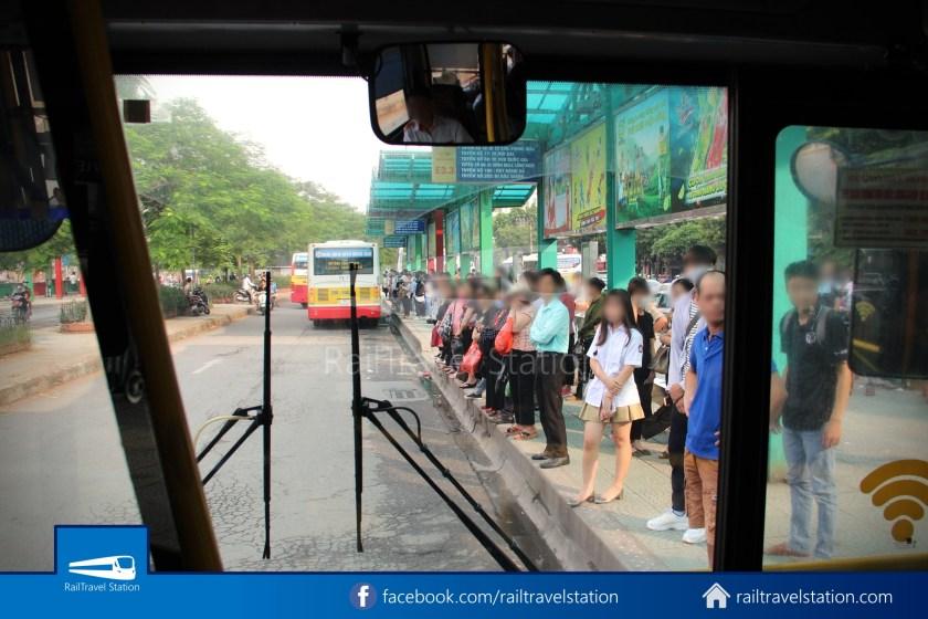Hanoibus Airport Bus 86 Noi Bai International Airport Hanoi Railway Station 18