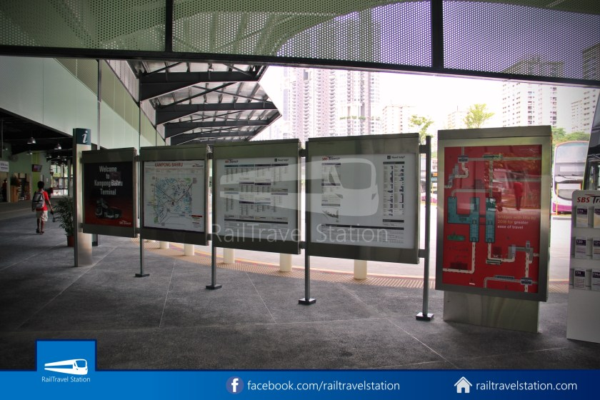 Kampong Bahru Bus Terminal 07