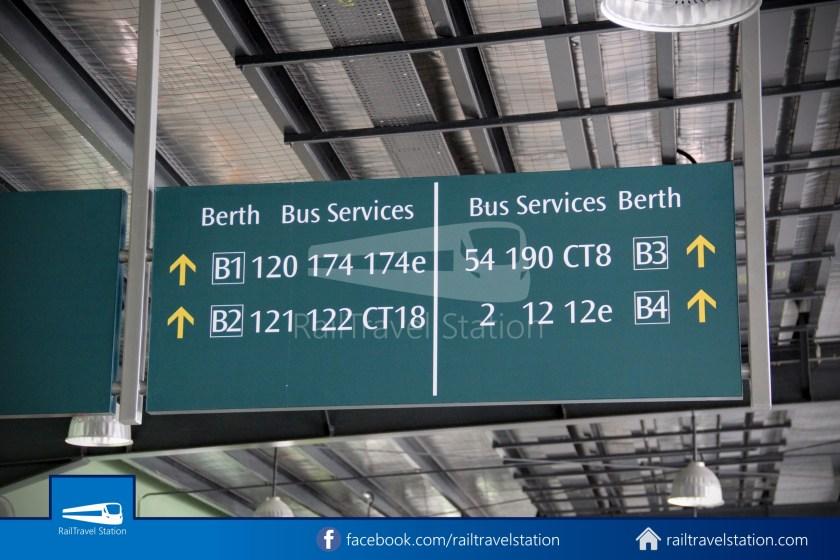 Kampong Bahru Bus Terminal 10
