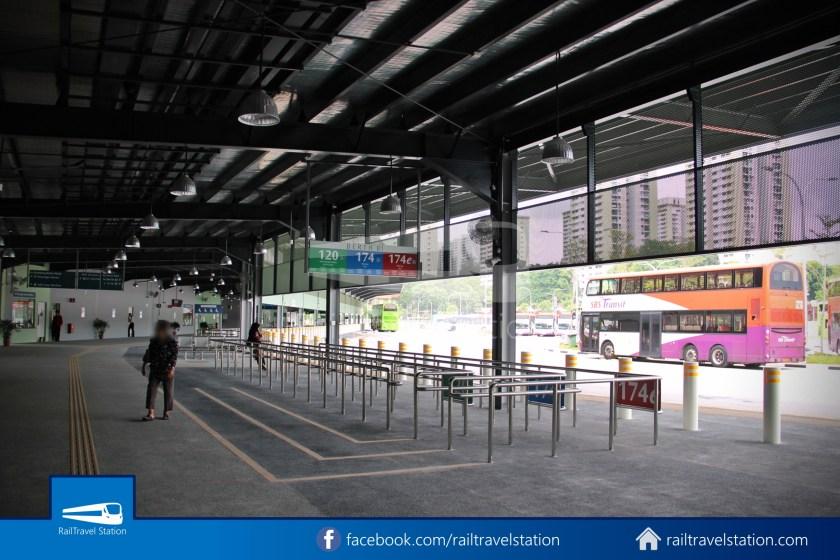 Kampong Bahru Bus Terminal 11