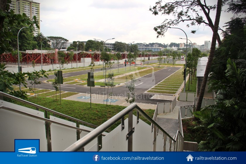 Kampong Bahru Bus Terminal 16