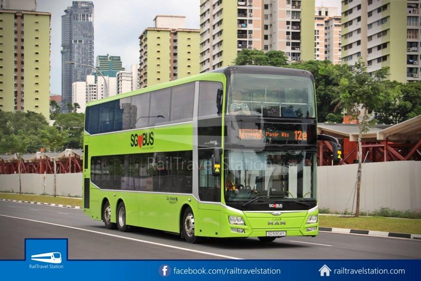Kampong Bahru Bus Terminal 36