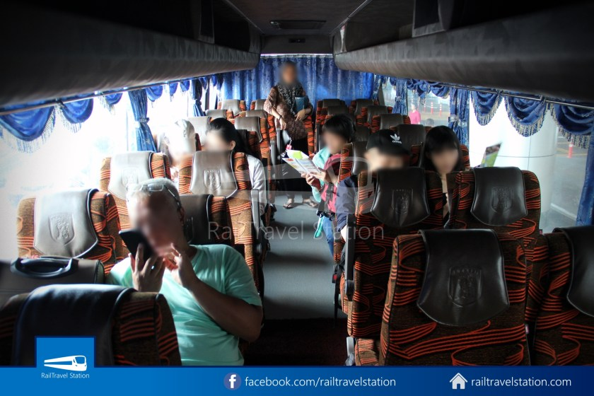 Kota Kinabalu Airport Bus KKIA Padang Merdeka 10