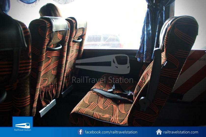 Kota Kinabalu Airport Bus KKIA Padang Merdeka 11