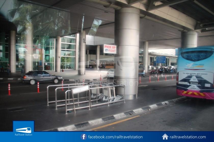 Kota Kinabalu Airport Bus KKIA Padang Merdeka 14