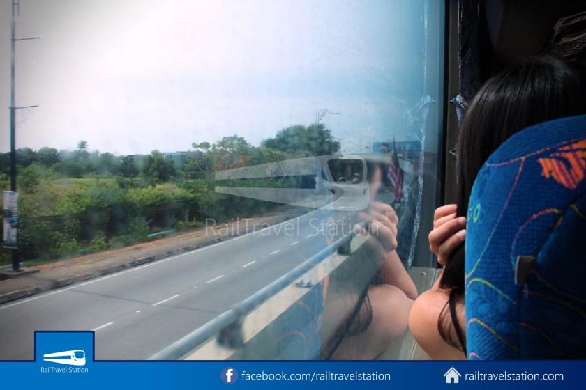 Kota Kinabalu Airport Bus KKIA Padang Merdeka 16