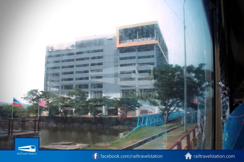 Kota Kinabalu Airport Bus KKIA Padang Merdeka 20