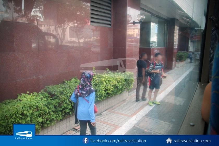 Kota Kinabalu Airport Bus KKIA Padang Merdeka 22