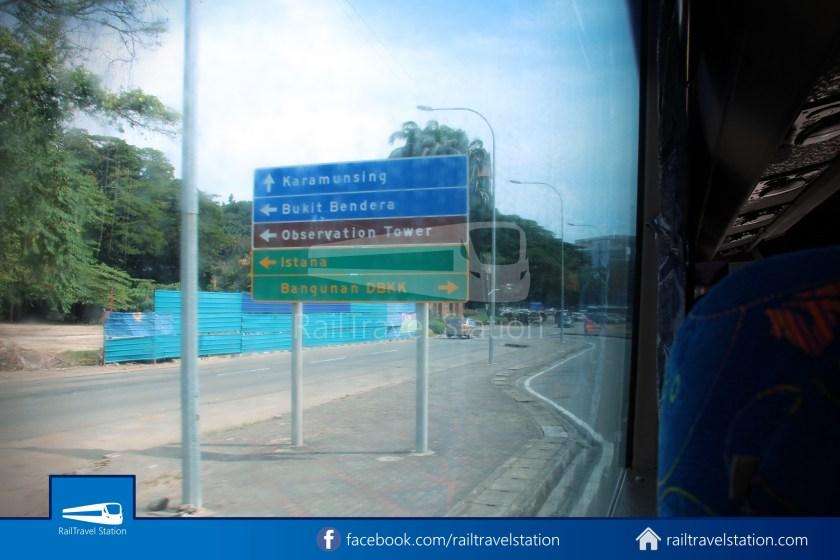 Kota Kinabalu Airport Bus KKIA Padang Merdeka 28
