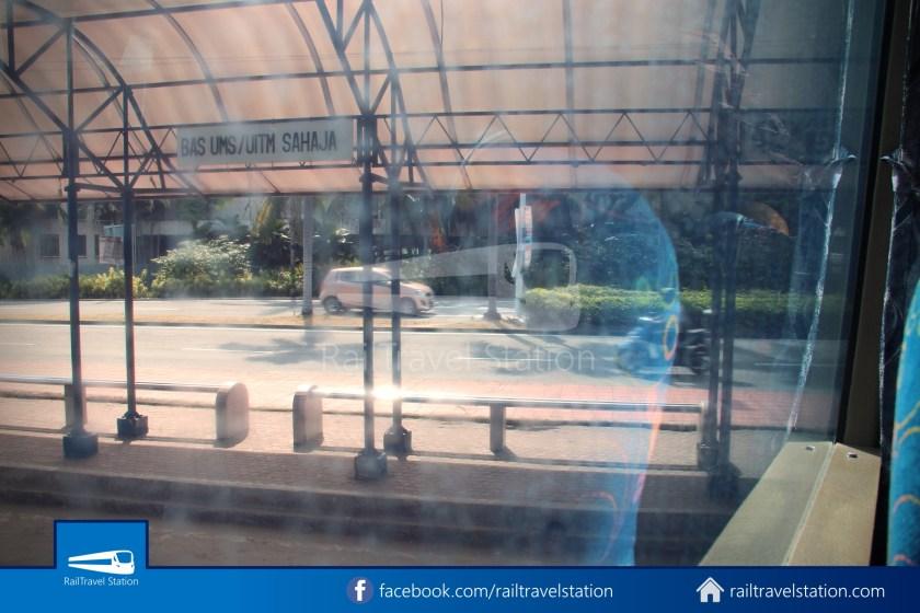 Kota Kinabalu Airport Bus KKIA Padang Merdeka 30