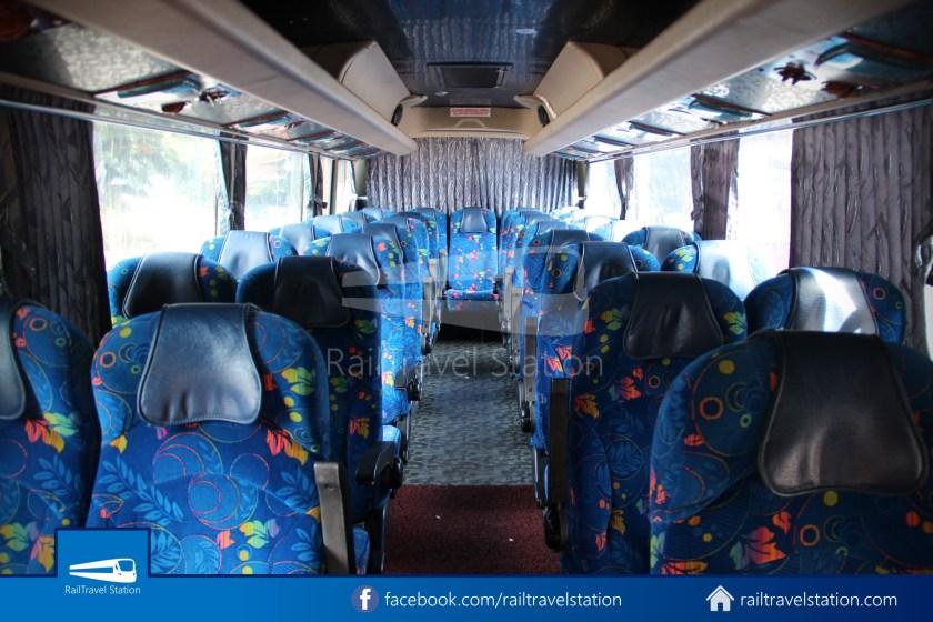 Kota Kinabalu Airport Bus KKIA Padang Merdeka 32