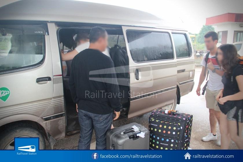PTS Transit Service Thanaleng Vientiane Talad Sao 09