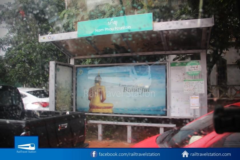 PTS Transit Service Thanaleng Vientiane Talad Sao 19