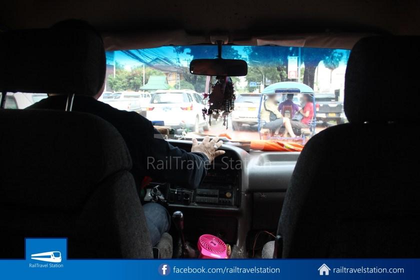 PTS Transit Service Vientiane Namphou Thanaleng 03