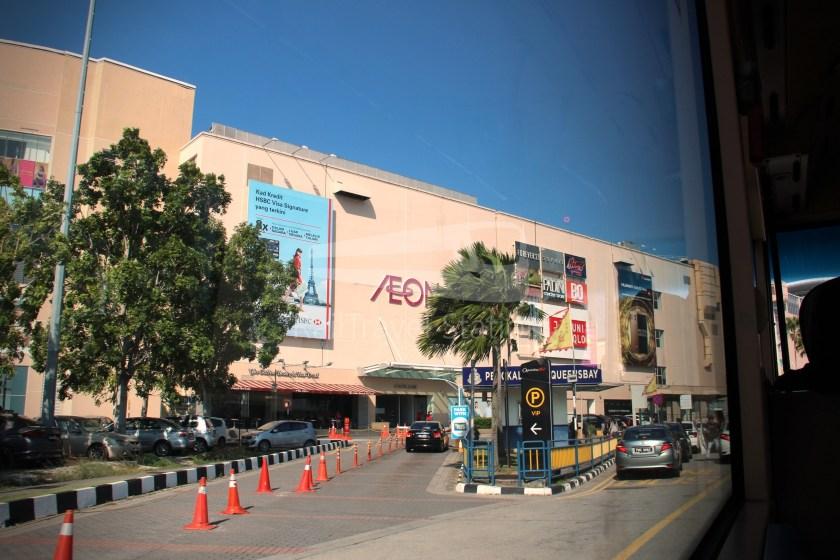 Rapid Penang 401E KOMTAR Airport 07