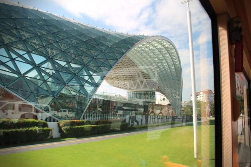 Rapid Penang 401E KOMTAR Airport 09