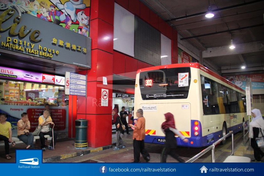 Rapid Penang AT KOMTAR Airport 02