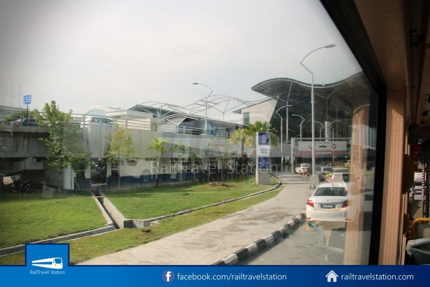 Rapid Penang AT KOMTAR Airport 15