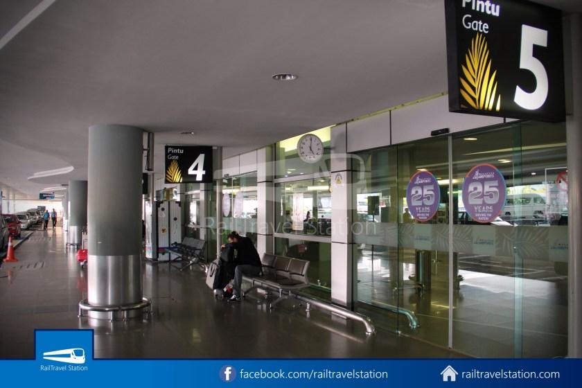 Rapid Penang AT KOMTAR Airport 26
