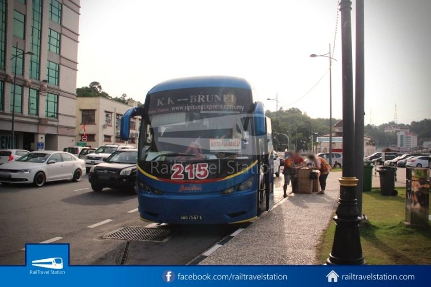 Sipitang Express Bandar Seri Begawan Guide 02