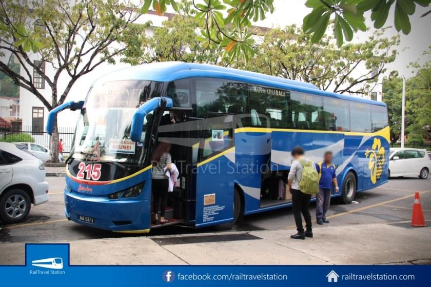Sipitang Express Kota Kinabalu Bandar Seri Begawan 005